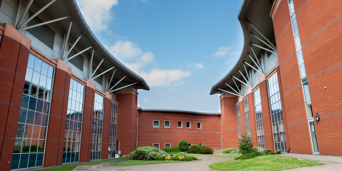 Image of University of Chester and Thornton Science Park building